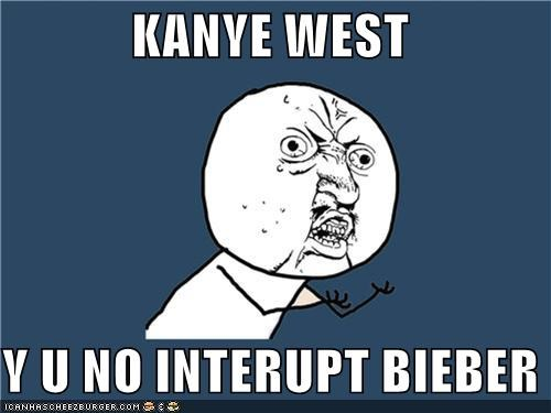 Y U No Let Taylor Finish!?