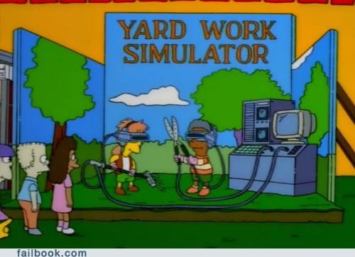Farmville: Simpsons Did It First