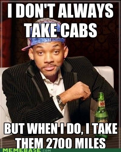bel air,cabs,california,Maryland,philadelphia,television,the most interesting man in the world,will smith