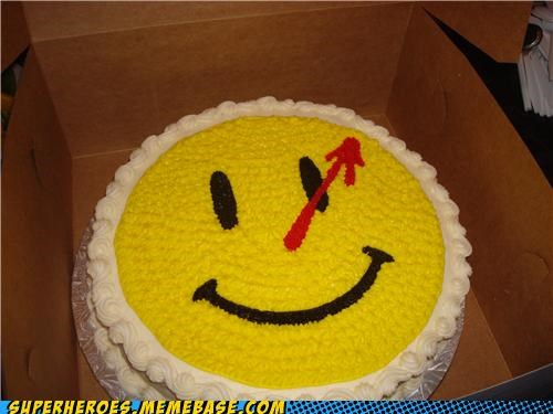 More cake for the Watchmen!