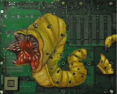 Motherboard Artwork of the Day