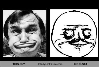 This Guy Totally Looks Like Me Gusta