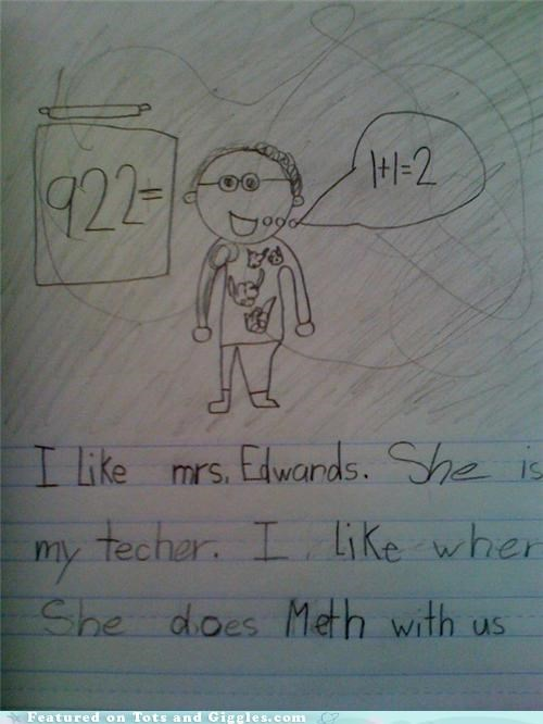 Meth Teacher