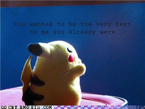 Pikachu Clearly Isn't the Best...Have You Played Pokemon?