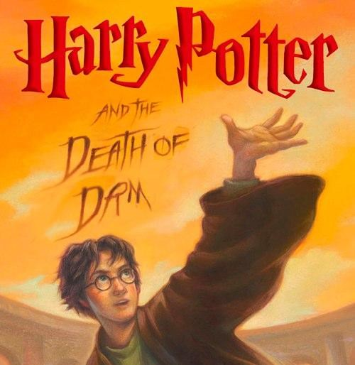 Harry Potter and the Death of DRM of the Day