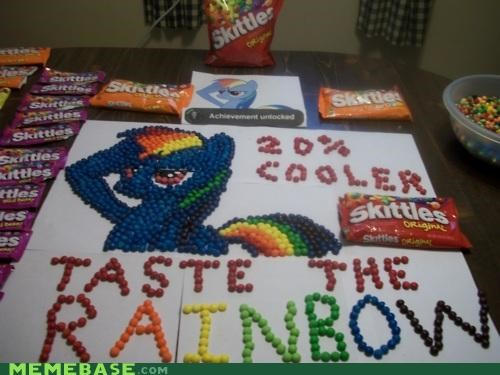 Taste the Rainbow Dash