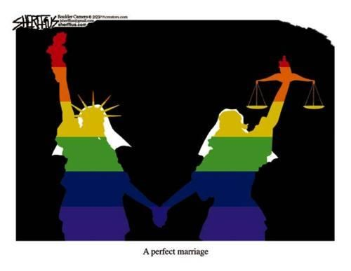 Breaking News of the Day: New York Legalizes Same-Sex Marriage