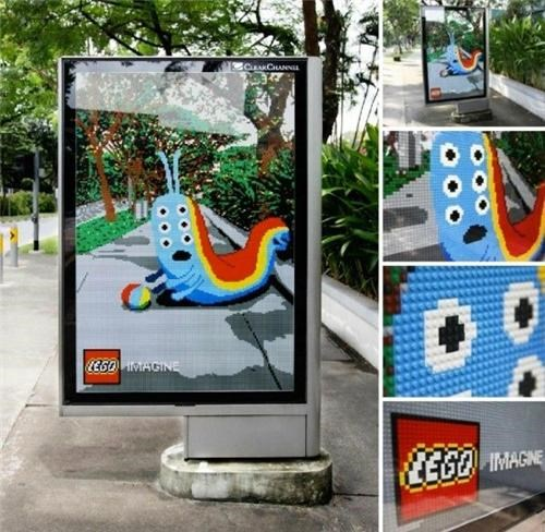 LEGO Advertisements of the Day