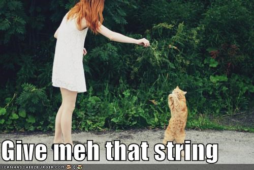 Give meh that string