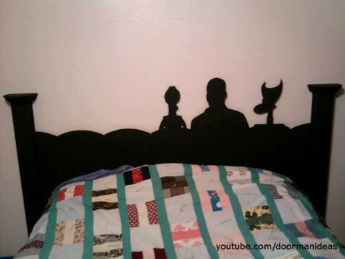 MST3K Headboard of the Day