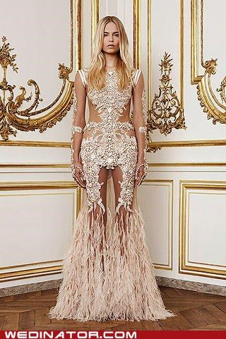 bridal fashion,funny wedding photos,givenchy,pretty or not,wedding couture,wedding gown