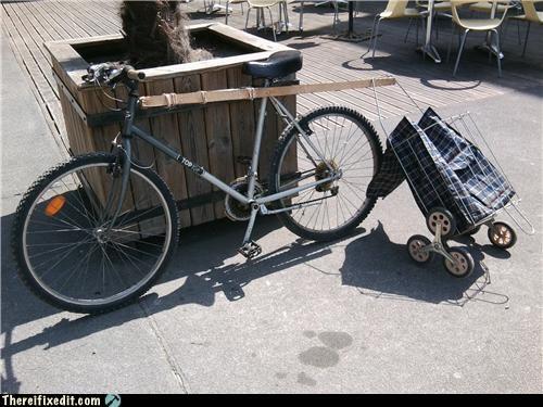 Thank God It's Not a Stroller
