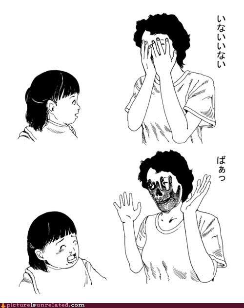 creepy,hands,skull,surprise,wtf