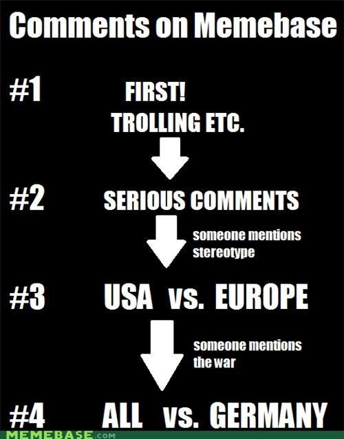 america,countries,fighting,first,german,Memes,srs,trolling