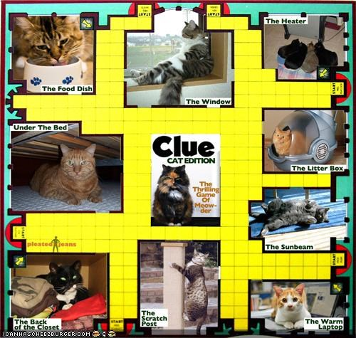 awesome,best of the week,board games,clue,games,murder