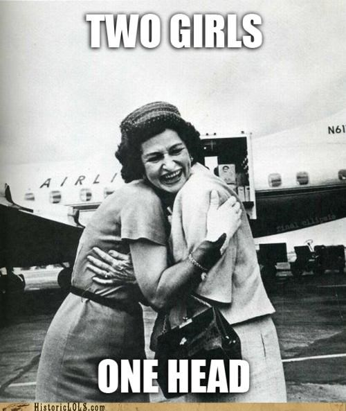 Two Girls...