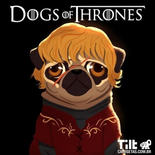 These Dogs of Thrones Fan Art Pieces are Adorable