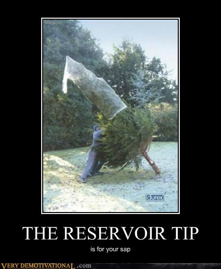 THE RESERVOIR TIP