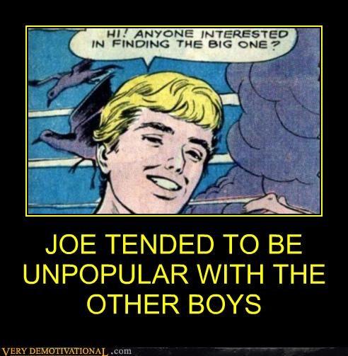 big one,comics,hilarious,joe,unpopular,wtf