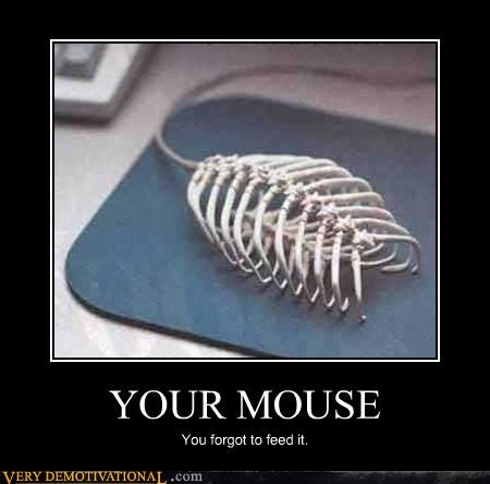 YOUR MOUSE