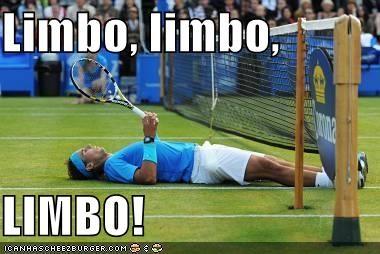 Limbo, limbo,  LIMBO!