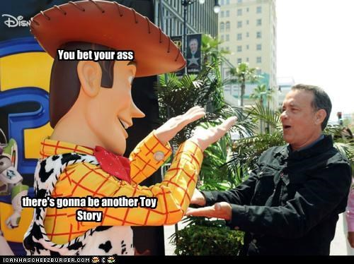 Toy Story: Just A Mo' Fu*kin' Gravy Train