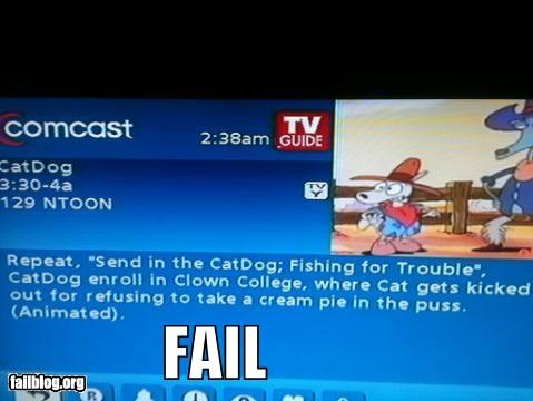 Show Description FAIL