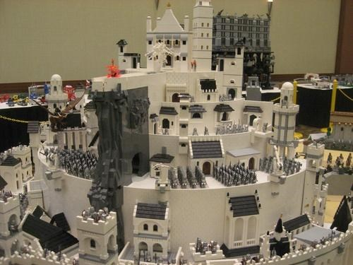 Lego Middle Earth of the Day