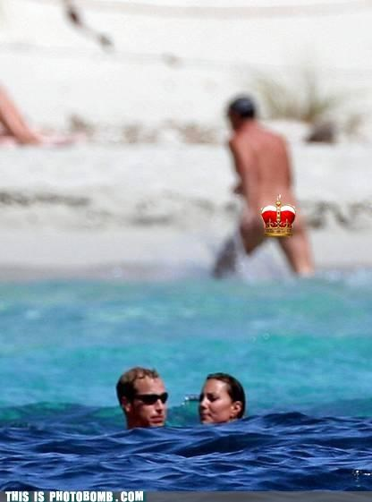 beach,booty,Miss Catherine Middleton,prince william,wedding,what an ass