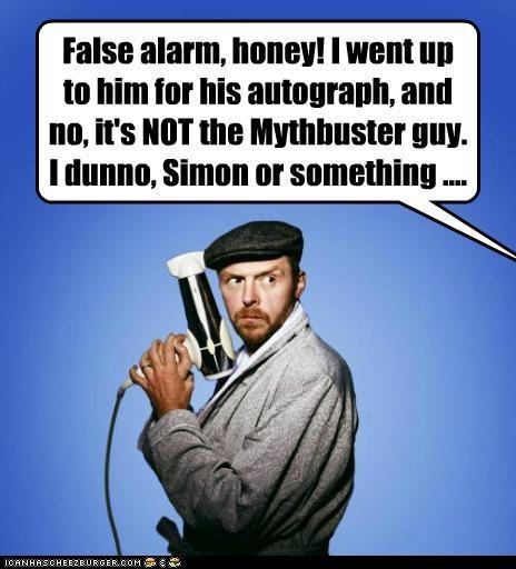 Not The Mythbuster Guy