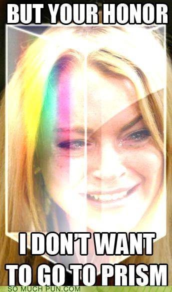 But There's Rainbows in Prism, Lindsay!