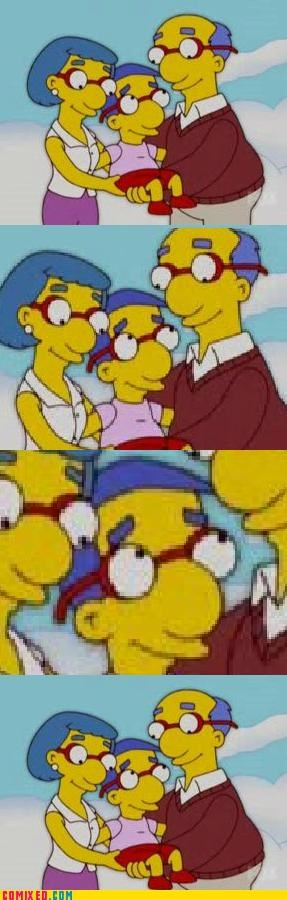 face replace,family,simpsons,Tenso,TV
