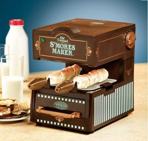 S'more Machine of the Day