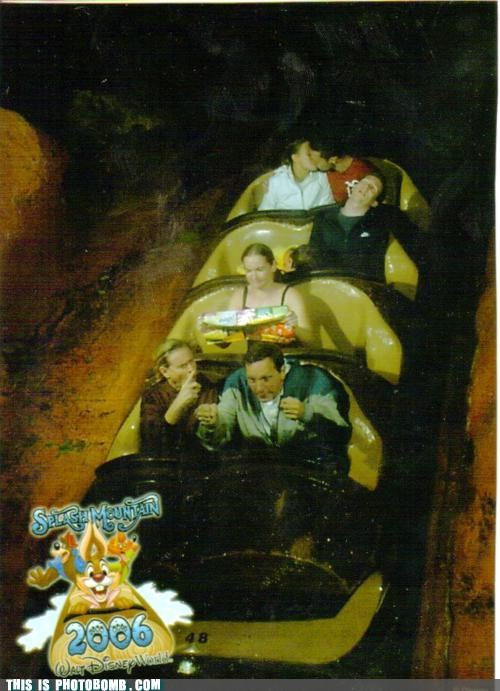 awesome,disney,roller coaster,splash mountain,unamused