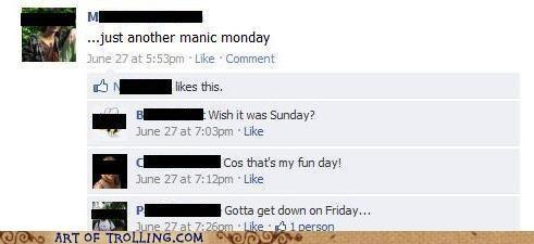Manic Friday
