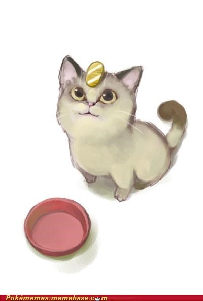 Anyone Can Have a Meowth