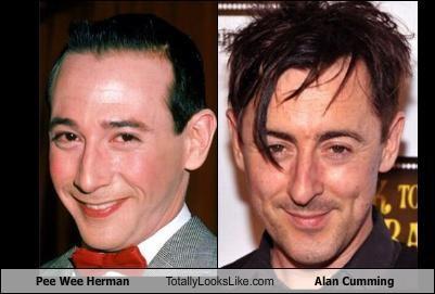 alan cumming,Paul Reubens,Pee-Wee Herman