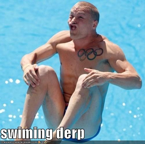 Diving Derplympics