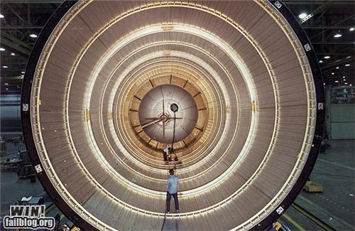 Inside the Space Shuttle's External Tank WIN