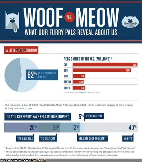Cat People vs. Dog People: What Our Pets Say About Us