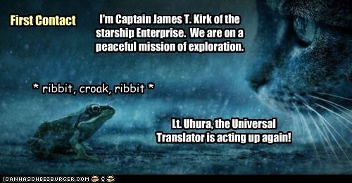If Animals Played Star Trek #3