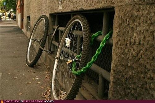 No Need for a Bike