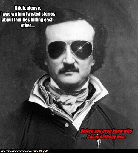 Edgar Allen Bro lays down the verdict