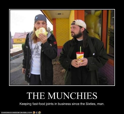 THE MUNCHIES