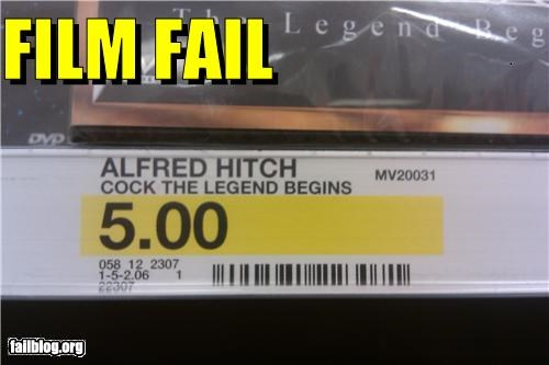 Name Spacing FAIL