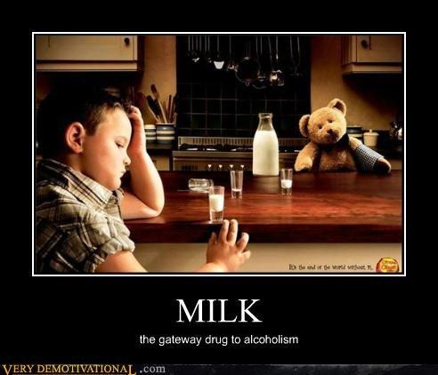 alcoholic,booze,hilarious,kids,milk,wtf