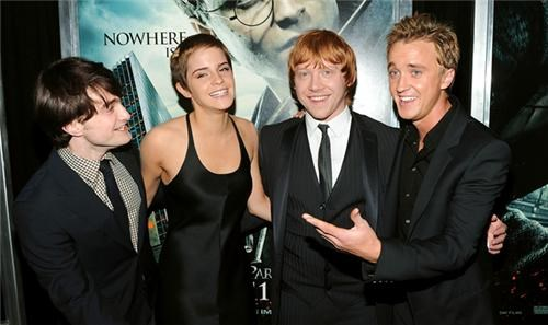 Harry Potter Premiere of the Day
