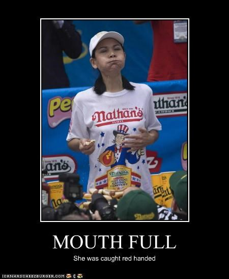 MOUTH FULL