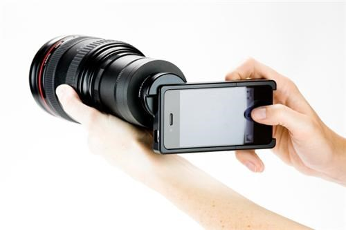 iPhone DSLR of the Day