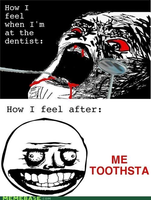dentist,me gusta,raisins,tooth,whirlwind